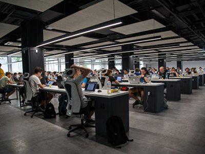 Análisis de espacios de trabajo